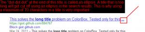 long title - Google Search