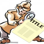 Adding an Effective Title to Your Story
