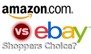 amazon versus ebay